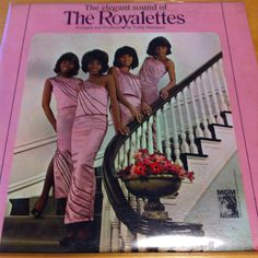 Royalettes / The Elegant Sound Of The Royalettes LP MGM 196?