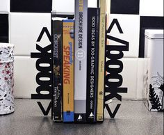 HTML bookends - I want these!!!