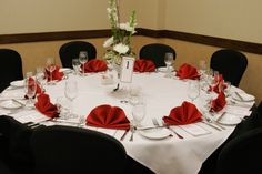 Table Setting for Captains Night. #elegant & Our hosts! #BOCRbridesmaids | VIP Parties | Pinterest | Vip