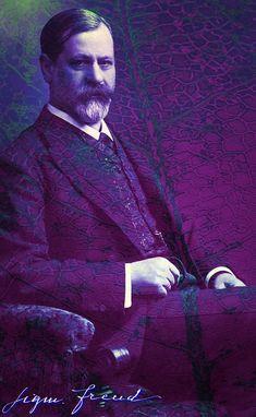 """""""Nadie escribe para alcanzar la fama, la que de todos modos es algo sumamente transitorio, o la ilusión de inmortalidad. Escribimos, sin duda ninguna y ante todo, para satisfacer algo que se halla dentro de nosotros, no para los demás. Naturalmente cuando otros reconocen nuestros esfuerzos ello incrementa nuestra satisfacción interior, pero sin embargo, escribimos en primer término para nosotros mismos, elevados con un impulso interno"""" -Sigmund Freud #SigmundFreud Sigmund Freud, Portrait, Interior, Pink, Poster, Fictional Characters, Illusions, Blue Prints, Headshot Photography"""
