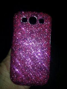 Super easy pretty phone case DIY