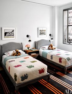 Loft De Naomi Watts Stylish KidsKidsroomBoy BedroomsTwin Beds