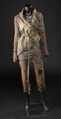 Lot # 191- Noah Auction - Na?el Stunt Double Costume