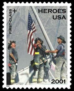 US Stamp Sept 11 2001