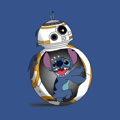 & Stitch [as a dog] (Drawing by DTMKFantasyPins Cartoon Wallpaper, Bb 8 Wallpaper, Cute Disney Wallpaper, Lilo And Stitch Memes, Lilo Et Stitch, Disney Crossovers, Disney Memes, Disney Kunst, Disney Art