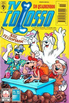 Tv Colosso em quadrinhos, 1995