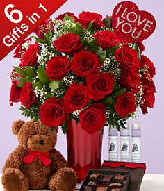 proflowers teddy bear