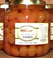 Whole Preserved Kumquats (+ more kumquat recipes like Merlot Candied Kumquats!)