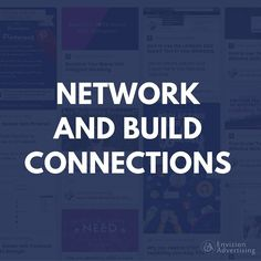 Relationships are the catalyst for success. People do business with those they like and trust. Serve as a resource help others succeed.  Networking provides the most productive most proficient and most enduring tactic to build relationships.  To succeed you must continually connect with new people cultivate emerging relationships and leverage your network.