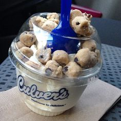 Have you ever been to culver? I will tell you about it. Culver's is located on Sunset dr. in Waukesha WI. The type of food they have is ice cream, chicken finger, hamburger ,shakes and french fries. the restaurant looks clean and there are booths, chairs and table.