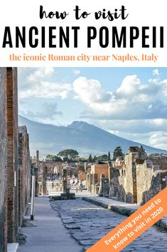 Best Places In Italy, Things To Do In Italy, Italy Travel Tips, Europe Travel Guide, Places To Travel, Places To Visit, Italy Destinations, Roman City, Amigurumi