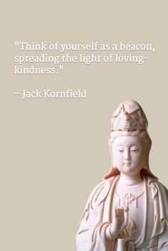 Jack Kornfield on how to do loving-kindness practice: