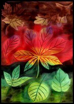 Stárnutí listů Drawing, Halloween, Plants, Painting, Painting Art, Sketches, Paintings, Plant, Drawings