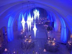 A stunning winter weddng at The Campus' Triple Volume