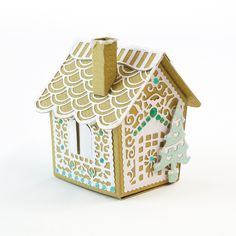Gingerbread House - 747E