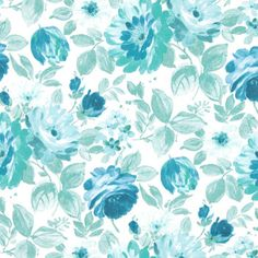 Finesse is a stunning printed fabric with a stylish hand painted effect design. Such a design would suit almost any room such as a kitchen or living room.     A contemporary fabric fantastic for adding a splash of colour to a living space. This cool colourway would work fantastically against other blues and greens.