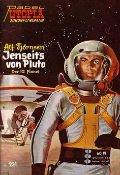Utopia n°231 #astronaut