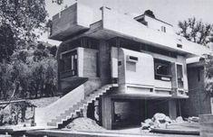 Villa Taddei / Fiesole_ IT / 1964 LEONARDO SAVIOLI