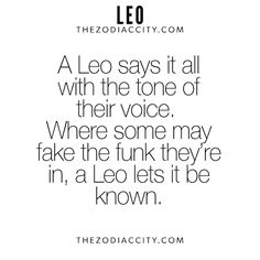 Zodiac Leo Facts - For more zodiac fun facts, click here.