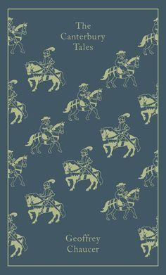 1387-1400 Geoffrey Chaucer/The Canterbury Tales(Poem)  (英) 傑佛瑞‧喬叟-坎特伯里故事集