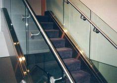 Railing tangga stainless steel. http://aeerajayasteel.co.id #stainless #homedecor #furniture #property #design