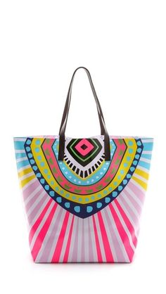 Mara Hoffman tote, great carry on