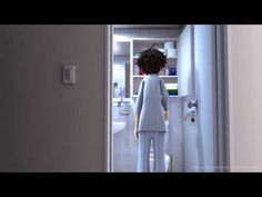 Alarma- Cortometraje Animacion 3D