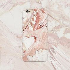 iPhone Case - Glossy Red Marble - Case Kool