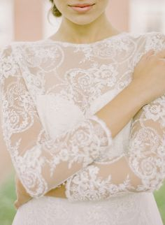Lovely in lace. | Alicia Pyne Photography