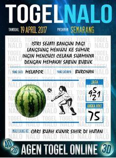 Angka Ikut 2D Togel Wap Online TogelNalo Semarang 19 April 2017