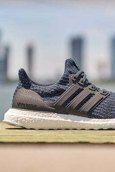buy popular 6ca00 a80b4 Every second breath we breathe comes from the oceans. Lace into adidas x  Parley Ultraboost