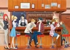 Theme Song Details Unveield for Tada-kun wa Koi o Shinai Anime by Mike Ferreira