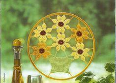 Flores ( FLOWERS) em Crochet - luana hughes - Picasa Web Albums