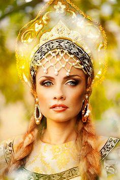 Russian fairy tale by Myrka ARTphoto on 500px