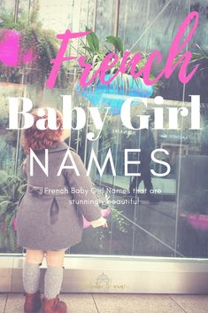 Check out this list of stunningly beautiful French Baby girl names that will steal your heart. You can print the list of names and a Bullet Journal as well.