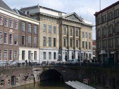 Stadhuis (City Hall) Utrecht (Holland)