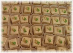 Easy petit fours...at home.  I'm daring to try this at least once!