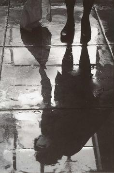 Helena Almeida Lavada em lágrimas #3, 2009 gelatin silver print