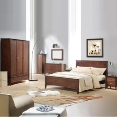 Salento Wooden Contemporary Double Bed In Wenge - Furniture In Fashion High Headboards, Beds For Sale, Bed Base, Metal Beds, Double Beds, Hardwood, Tropical, Strong, Legs