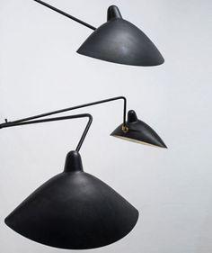 Reform Kitchen / Light inspiration / Serge Mouille
