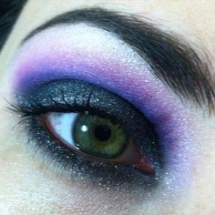 #ecotools #shanycosmetics #nyxcosmetics #rimmellondon #maybelline #elfcosmetics #urbandecaycosmetics #eyebrows #eyelashes #eyemakeup #eyeshadow #eyeballoftheday #iamshortandgeeky #makeup #beauty #purple #black #silver #pink #shimmer #tooglamtogiveadamn #derpyprincess
