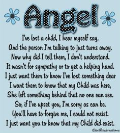 Surviving a Child's Death Poems - Yahoo Image Search Results