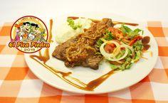 Carnes y Contornos en variados sabores y diversos Platos para nuestros Roca Seguidores... #saborCcs #saborMontalbán2 #Yabbadabbadooo2015