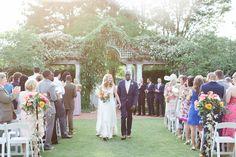 Nicki and Brian | Daniel Stowe Botanical Garden | The Schultzes Photography | Hall & Webb Event Design