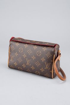 2a76b6d9079 Louis Vuitton Monogram Canvas Recital Bag