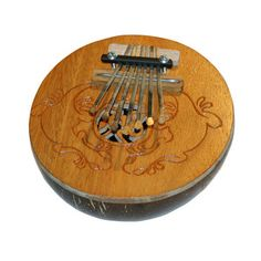Fab.com | Mahogany Hand Drums And More or almost any drum or percussion instrument on this page.
