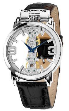 Stuhrling Original Men's 165E.33152 Classic Winchester Spire Mechanical Skeleton Silver Tone Watch Stuhrling Original,http://www.amazon.com/dp/B005SH4U5G/ref=cm_sw_r_pi_dp_OK1itb0K351P4E9R
