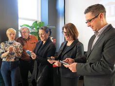 Lancement de l'application Musées Montréal!