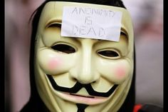 """The Anonymous hacker collective is now targeting Activision CEO Eric Hirshberg after the release of trailers for Call of Duty: Black Ops 2 in which Anonymous is implied to be America's new enemy in a dystopian future war scenario.     The video flashes images of the Guy Fawkes mask clad Anonymous member, making a not-so-subtle assertion that hacker collectives will be behind what Oliver North called a """"nightmare scenario."""""""