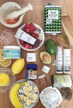 Lisa Eldrige's Beauty Food Tips
